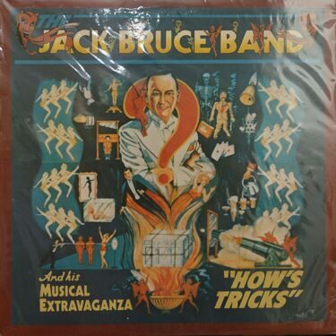 Jack Bruce Band  -  How's Tricks