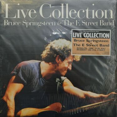 Bruce Springsteen & The E Street Band  -  Live Collection