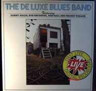 Danny Adler And The De Luxe Blues Band - Live At The Half Moon, Putney