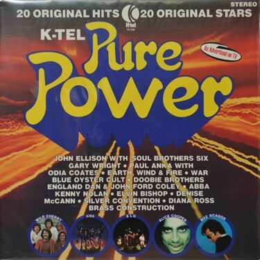 Various Artists  -  Pure Power