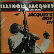 Illinois Jacquet & His Big Band  -  Jacquet's Got It