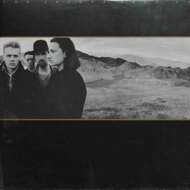 U2 - The Joshua Tree, 2 LP