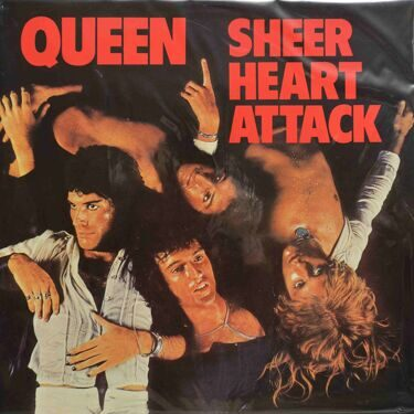 Queen - Sheer Heart Attack, 2008