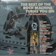 Various Artists  -  The Best Of The Rock Machine Turns You On, 2 LP