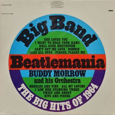 Buddy Morrow And His Orchestra  -  Big Band Beatlemania
