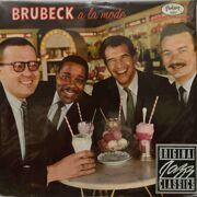 Dave Brubeck Featuring Bill Smith  -  Brubeck A La Mode
