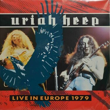 Uriah Heep - Live In Europe 1979, 2 LP