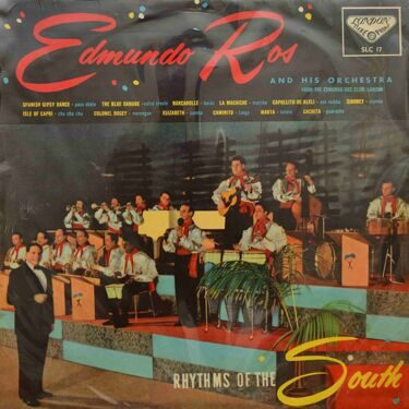 Edmundo Ros & His Orchestra  -  Rhythms Of The South