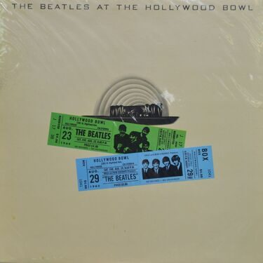 Beatles  -  The Beatles At The Hollywood Bowl