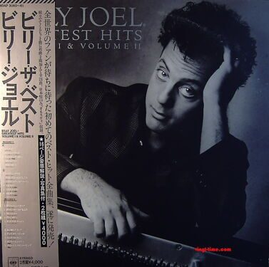 Billy Joel -  Greatest Hits, Vol.1 & Vol.2