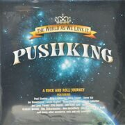 Pushking  -  World As We Love It, 2 LP