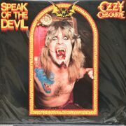 Ozzy Osbourne  -  Speak Of The Devil, 2LP