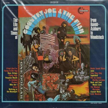 Country Joe & The Fish - The Life And Times Of Country Joe & The Fish From Haight-Ashbury To Woodstock, 2 LP