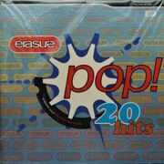 Erasure  -  Pop! The First 20 Hits, 2LP