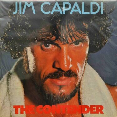 Jim Capaldi  -  The Contender