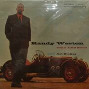 Randy Weston  -  Randy Weston Trio And Solo With Art Blakey