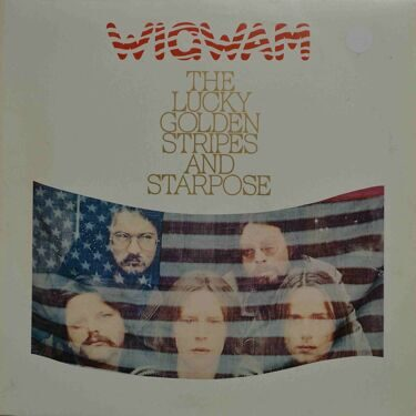Wigwam - Lucky Golden Stripes And Starpose