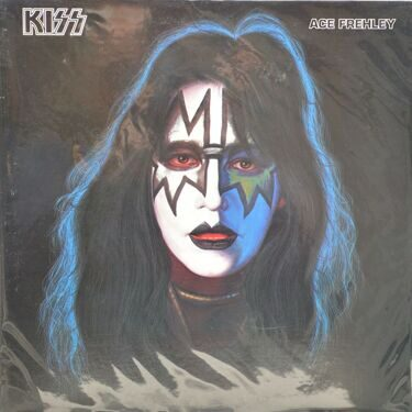 Ace Frehley  -  Kiss, Solo Album