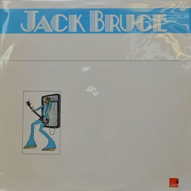 Jack Bruce   -  At His Best, 2 LP