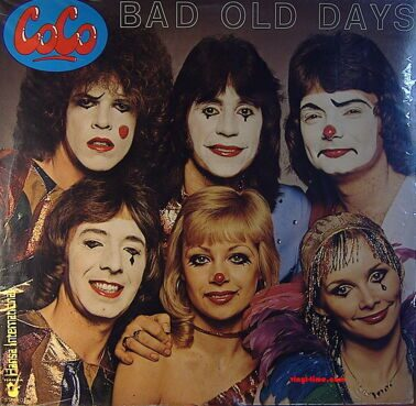 Coco - Bad Old Days