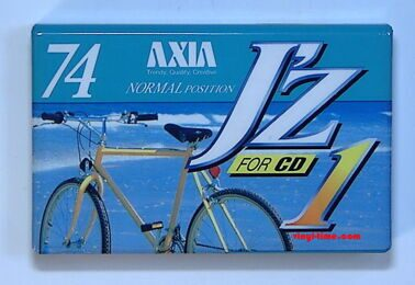 AXIA, JZ, For CD 1,74