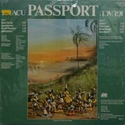 Passport  -  Iguacu