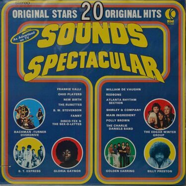 Various Artists  -  Sounds Spectacular