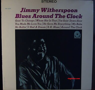 Jimmy Witherspoon - Blues Around The Clock