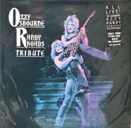 Ozzy Osbourne  -  Randy Rhoads Tribute, 2 LP