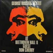 George Russell Sextet  -  At Beethoven Hall 2, Guest Don Cherry