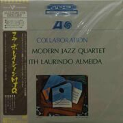 The Modern Jazz Quartet With Laurindo Almeida  -  Collaboration