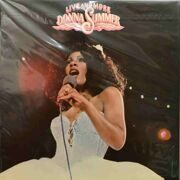 Donna Summer  -  Live And More, 2 LP