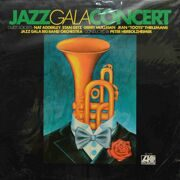 Various Artists  -  Jazz Gala Concert, (Stan Getz, Gerry mulligan, Nat Adderley and more)