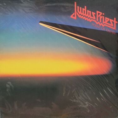 Judas Priest  - Point Of Entry