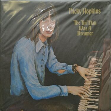 Nicky Hopkins  -  The Tin Man Was A Dreamer