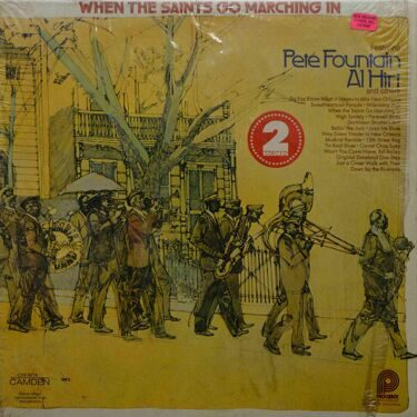 Various Artists  -  When The Saints Go Marching In, 2LP