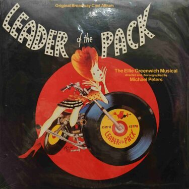 Various Artists  -  Leader Of The Pack (Original Broadway Cast), 2 LP