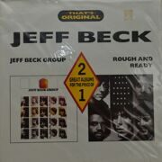 Jeff Beck  -  Jeff Beck Group / Rough And Ready, 2 LP