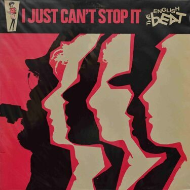 English Beat  -  I Just Can't Stop It