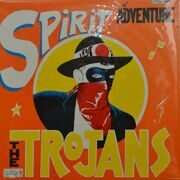 The Trojans  -  Spirit Of Adventure