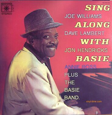 Count Basie & His Orchestra - Sing Along With Basie