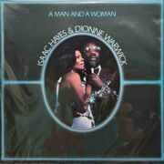 Isaac Hayes & Dionne Warwick  -  A Man And A Woman, 2 LP