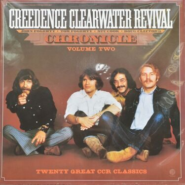 Creedence Clearwater Revival  -  Chronicle, Volume 2, 2 LP