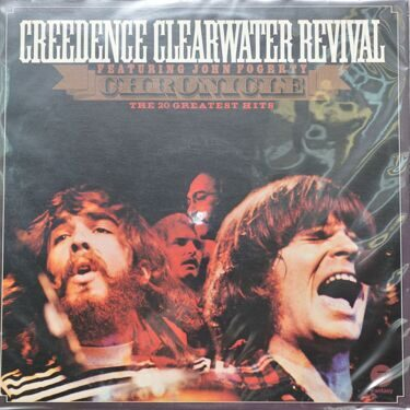 Creedence Clearwater Revival  -  Chronicle, The 20 Greatest Hits, 2 LP