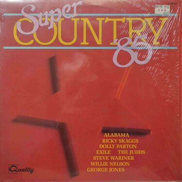 Various Artists  -  Super Country '85