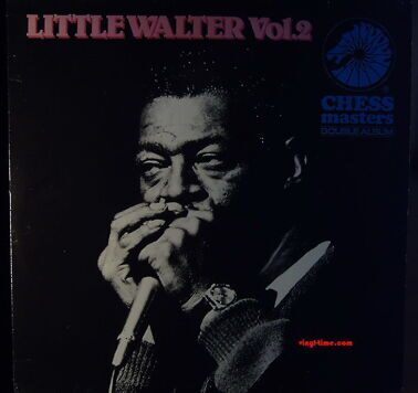 Little Walter  - Little Walter Vol.2 (Chess Masters)