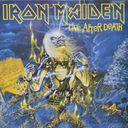 Iron Maiden  - Live After Death, 2LP
