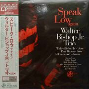 Walter Bishop Jr. Trio  -  Speak Low Again