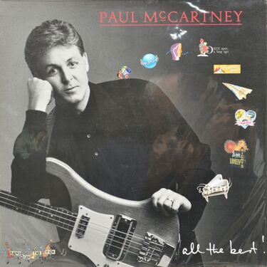 Paul McCartney  -  All The Best, 2 LP
