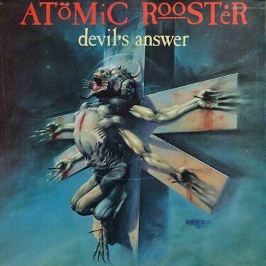 Atomic Rooster - Devil's Answer, 2 LP